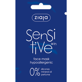 Bild: Ziaja Sensitive skin face mask hypoallergenic
