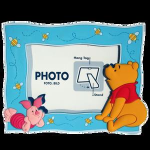 Bild: Winnie Pooh Bilderrahmen 11x8cm