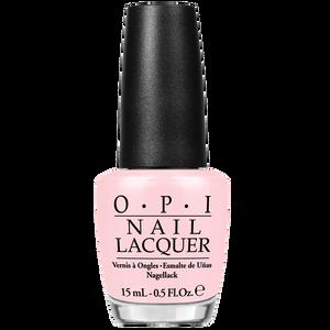 Bild: O.P.I Nail Lacquer it's a girl!