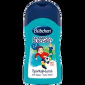 Bild: Bübchen Shampoo und Duschgel Sportsfreund Mini