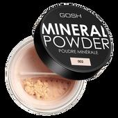 Bild: GOSH Mineral Powder ivory