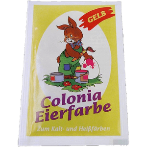 Bild: Fixcolor Colonia Eierfarbe Gelb