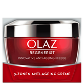 Bild: Olaz Regenerist 3-Zonen Anti-Ageing Creme