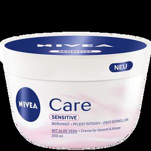 Bild: NIVEA Care Sensitive Creme