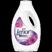 Bild: Lenor 2in1 Colorwaschmittel flüssig Amethyst Blütentraum
