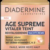 Bild: DIADERMINE Age Supreme Vitaler Teint revitalisierende Nachtcreme
