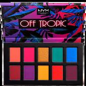 Bild: NYX Professional Make-up Eyeshadow Palette Off Tropic hasta la vista