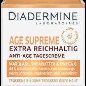 Bild: DIADERMINE Age Supreme Extra Reichhaltig Tagescreme