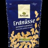 Bild: ALNATURA Erdnüsse geröstet und gesalzen