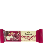 Bild: ALNATURA Granatapfel Traube Fruchtschnitte