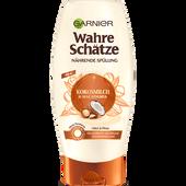 Bild: GARNIER Wahre Schätze Spülung Kokosmilch & Macadamia