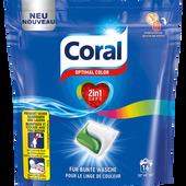Bild: Coral 2in1 Caps Optimal Color