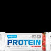 Bild: Max Sport Protein Strawberry Riegel