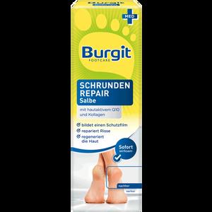 Bild: Burgit Footcare Schrunden Intensivcreme