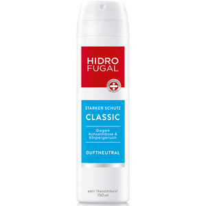 Bild: Hidrofugal Classic Deo Spray
