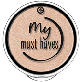 Bild: essence My Must Haves Eyeshadow go goldie!