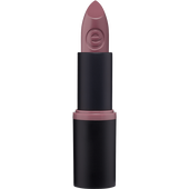 Bild: essence Ultra Last Instant Colour Lipstick so un-grey-tful
