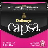 Bild: Dallmayr capsa Barista Espresso