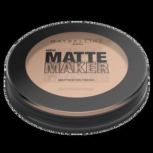 Bild: MAYBELLINE Matte Make Powder nude beige
