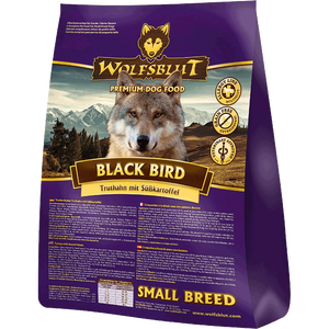 Bild: Wolfsblut Black Bird Small Breed