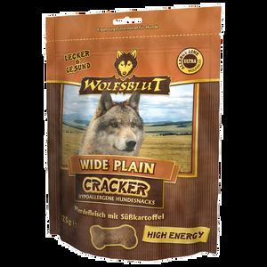 Bild: Wolfsblut Cracker Wide Plain/High Energy Pferd