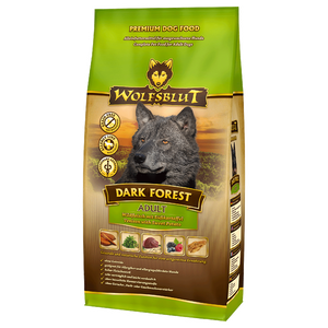 Bild: Wolfsblut Dark Forest Adult