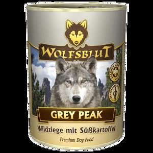 Bild: Wolfsblut Grey Peak Wildziege