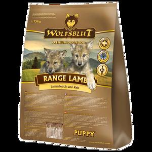 Bild: Wolfsblut Range Lamb Puppy