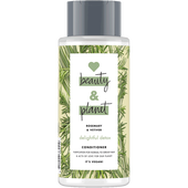 Bild: Love Beauty &  Planet Delightful Detox Conditioner Rosemary & Vetiver