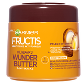 Bild: GARNIER FRUCTIS Oil Repair 3 Wunder Butter 3-in1 Maske
