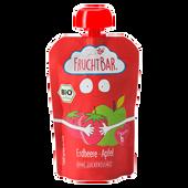 Bild: FruchtBar Bio Fruchtpüree I love red