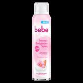 Bild: bebe Intensiv Bodylotion Spray 24h