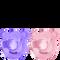 Bild: PHILIPS AVENT Schnuller Soothie, 0-3 Monate, lila/rosa