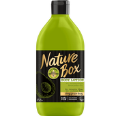 Bild: Nature Box Body Lotion Avocado-Öl