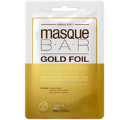 Bild: masque BAR Gold Foil Sheet Mask
