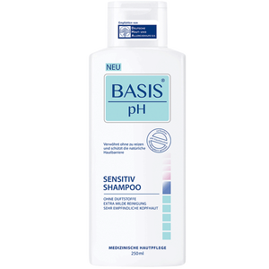 Bild: BASIS pH Sensitiv Shampoo
