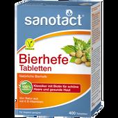 Bild: sanotact Bierhefe Tabletten
