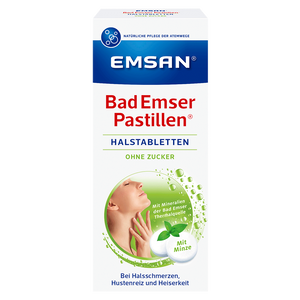 Bild: Emsan Bad Emser Pastillen ohne Zucker