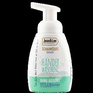 Bild: Jean&Len Schaumseife sensitiv Hände waschen!