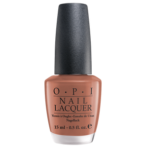 Bild: O.P.I Nail Lacquer barefoot in barcelona