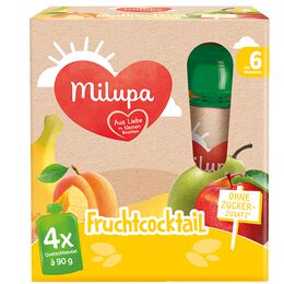 Bild: Milupa Frucht Cocktail