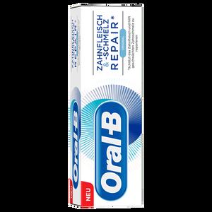 Bild: Oral-B Zahnfleisch und Zahnschmelz Repair Original Zahncreme