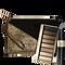 Bild: MAX FACTOR Geschenkset mit Tasche gold/schwarz