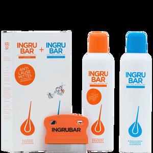 Bild: INGRUBAR Laus & Nissen frei Shampoo + Lotion