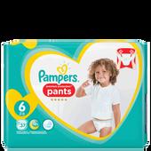 Bild: Pampers Premium Protection Pants Gr. 6 (15+ kg) Jumbo Pack