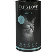 Bild: CAT´S LOVE Adult Lachs Trockenfutter