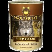 Bild: Wolfsblut Deep Glade Rothirschfleisch
