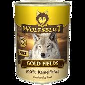 Bild: Wolfsblut Gold Fields PURE Kamelfleisch