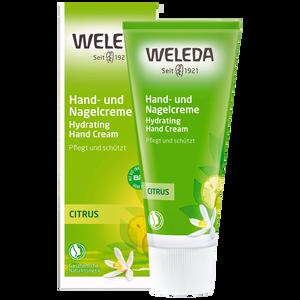 Bild: WELEDA Citrus Hand- und Nagelcreme