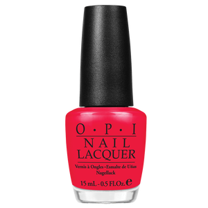 Bild: O.P.I Nail Lacquer red lights ahead...where?